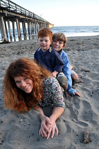 Karen and boys (240)