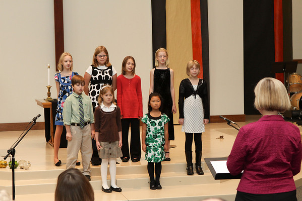 Kids Choir 2009