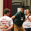 OBOC Conference 2, Day 1, charades, opening Mass, ice breaker games