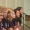 The first day of the second OBOC conference included activities to build a community of faith.