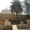 The Roman Catholic Pater Noster Convent on the Mount of Olives.