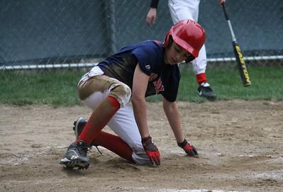Stafford LL Athletics vs. Red Sox 042913