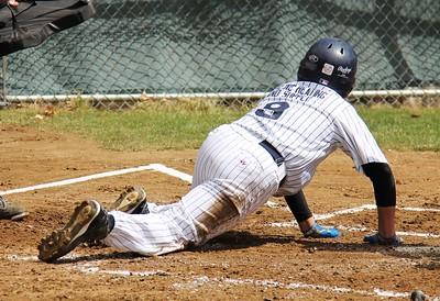 Stafford LL Dodgers vs. Yankees 041313