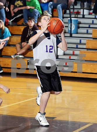 2014 Coudersport 5th and 6th Grade  Basketball