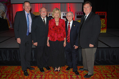 Jeff Schomburger, Dick Johnson, Becky Paneitz, Dick Trammel, Shawn Baldwin2