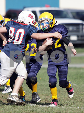 2011 Sayre B Football @ Cowenesque Valley