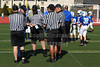 Sunday, October 21, 2012 - Immaculate Conception Rams versus St. Paul Rams