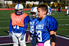 Team Captains and the Coin Toss - Sunday, October 21, 2012 - Immaculate Conception Rams versus St. Paul Rams