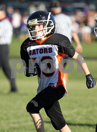 2012 Pony Football Coudersport @ Port Allegany
