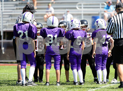 2013 Pony Football Port Allegany @ Coudersport