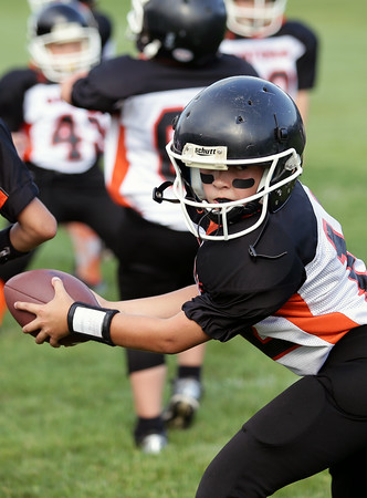 2014 Pee Wee Football Port Allegany vs. Coudersport