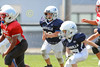 4th Quarter - Granville Blue Aces at Utica Redskins - 3rd & 4th Grade Football - Sunday, September 3, 2017