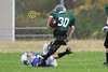 1st Quarter - Sunday, October 9, 2011 - St. Brendan Dolphins versus Immaculate Conception Rams