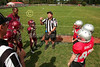 Team Captains and the Coin Toss - Licking Heights Hornets at Utica Redskins - 3rd & 4th Grade - Sunday, September 17, 2017