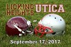 Licking Heights Hornets at Utica Redskins - 3rd & 4th Grade - Sunday, September 17, 2017