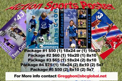 smug Action Sport poster