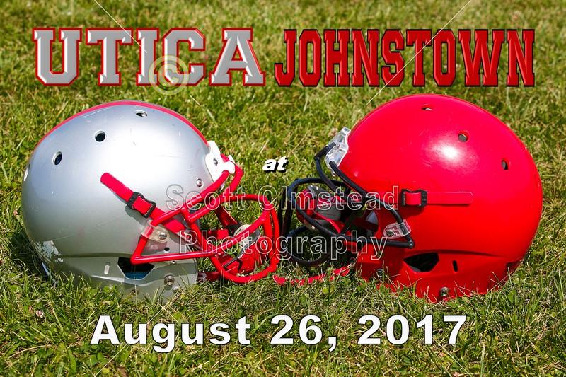 Utica Redskins at Johnstown Johnnies - Grades 3 & 4 - Saturday, August 26, 2017