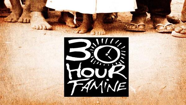 2013 30 Hour Famine