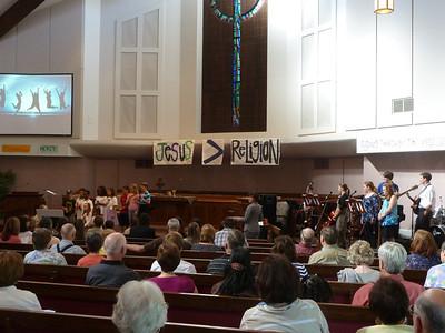 2012 Youth Sunday