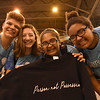 "WELCA @ 2018 ELCA Youth Gathering | ""Person not possession"" was the message on this group's t-shirt."