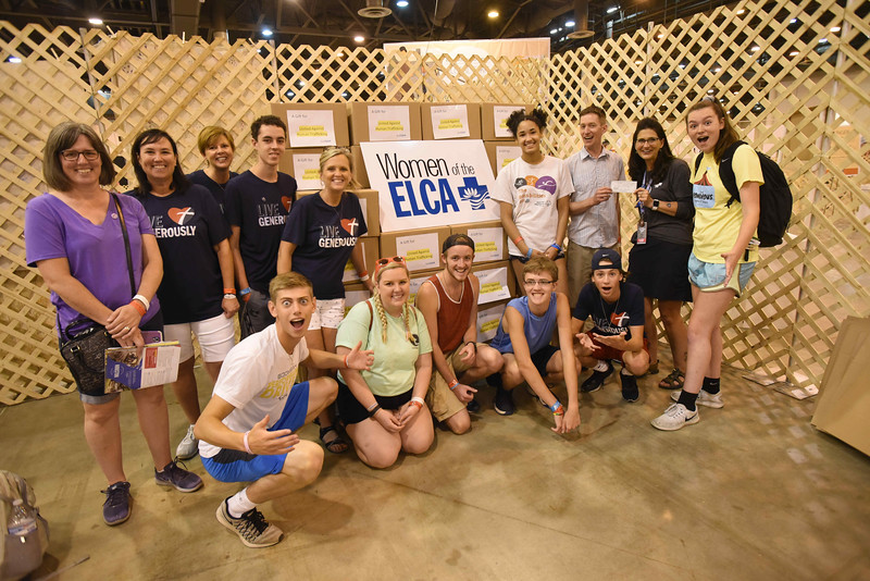 WELCA @ 2018 ELCA Youth Gathering |