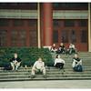 Matt, Chris, Kristin, Bethany, Jane, Melanie, Glenn; China