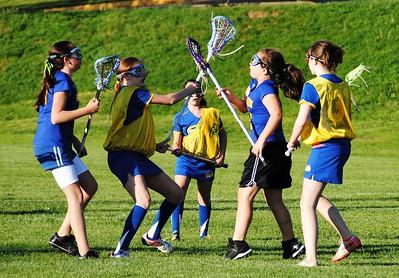 Vernon Junior Girls vs. Newington Junior Girls 051613