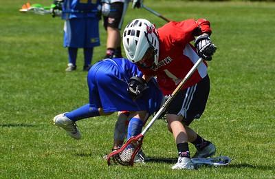 Vernon Junior Boys vs. Colchester 060715