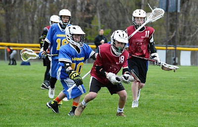 Vernon Junior Boys vs. Granby 050416
