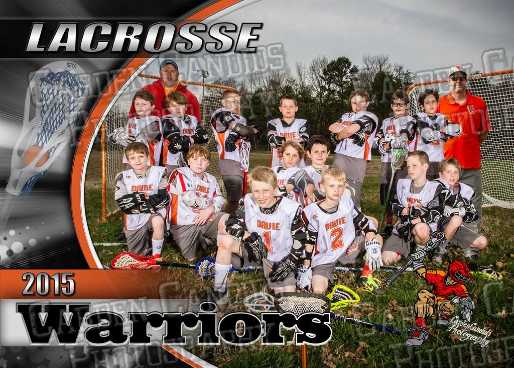 Lacrosse TEAM-U11- 5x7