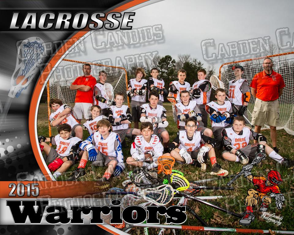 Lacrosse TEAM 8x10-U13