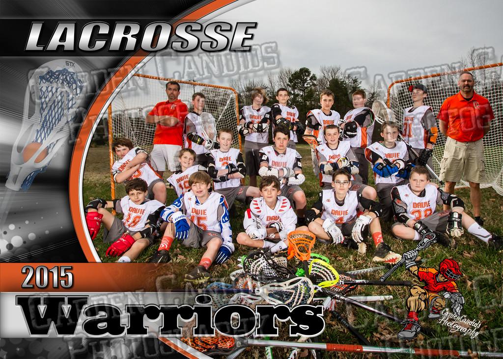 Lacrosse TEAM 5x7-U13