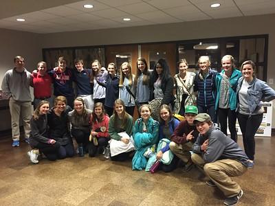 9th Grade Retreat 2016