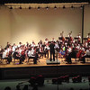 "8th/9th Grade Orchestra performing ""Overture to Lucio Silla"" W. A. Mozart arranged by Sandra Dackow, March 15, 2014, at the 40th Annual FAIRFIELD STRING FESTIVAL at WCSU."