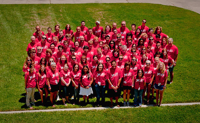Group Photos of 2011 Campers & Counselors