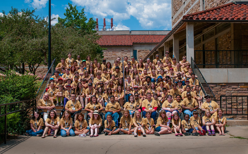 Rally 2012 Camper Group Photo