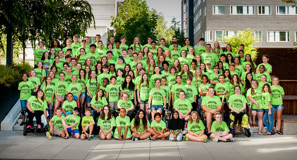 2016 Camper Group Photo
