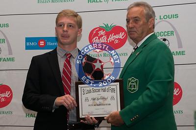 2015 Saint Louis Soccer Hall of Fame Banquet
