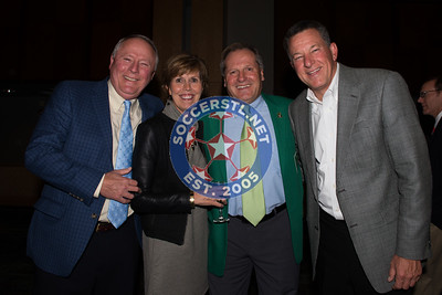 2015 St. Louis Soccer Hall of Fame Banquet