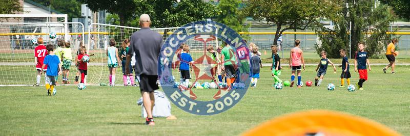 Denny Vaninger MYSA Youth Soccer Camp