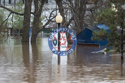 Historic Flooding at World Wide Technology Soccer Park