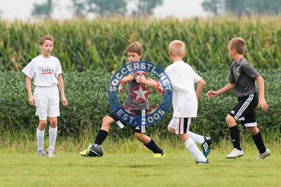 SLYSA Friendles feature Kolping Kicks v Real STL 03-04 Boys
