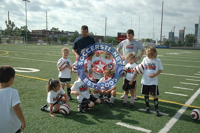 Drury Panthers Soccer Camp