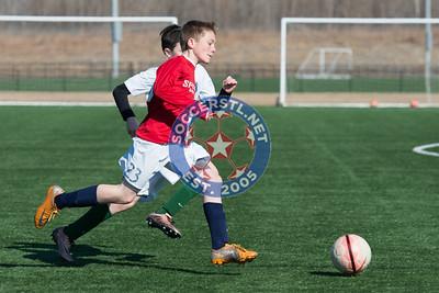 SLYSA U13 - Sporting STL Shut out SLSG Elite