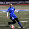 TCA-Addison varsity girls soccer team defeats Bishop Dunne 3-0 Thursday, Jan. 25, 2012 at Tom Landry Stadium in Addison, Texas.