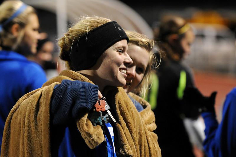 TCA-Addison varsity girls soccer team defeats Bishop Dunne 3-0 Thursday, Jan. 25, 2012 at Tom Landry Stadium in Addison, Texas.