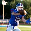 TCA-Addison varsity football team loses 38-20 to Midland Christian School Friday, October 3, 2014 at Tom Landry Stadium on the TCA campus in Addison, Texas.