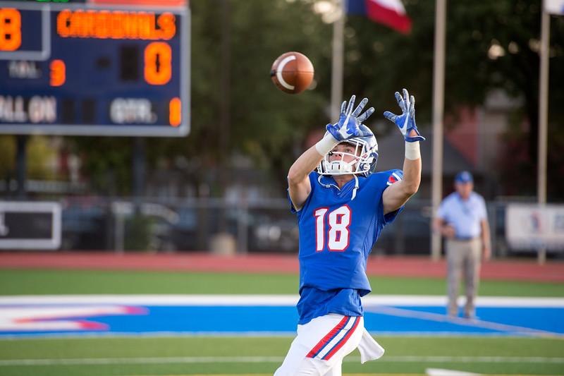 TCA-Addison JPII Varsity Football