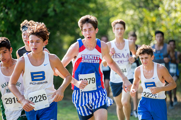 2016-09-03 TCA-Addison Varsity CC DBU Invitational