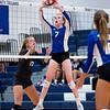 TCA-Addison Argyle LCS Varsity Volleyball